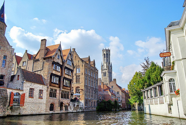 Bruges  is the capital and largest city of the province of West Flanders in Belgium. The historic city centre is a prominent World Heritage Site of...