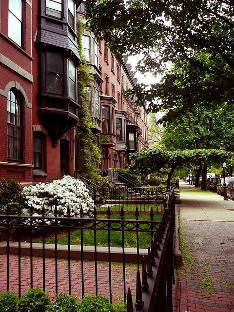 Spring, Boston, Massachusetts