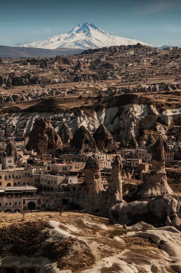 """Cappadocia / Turkey ."""
