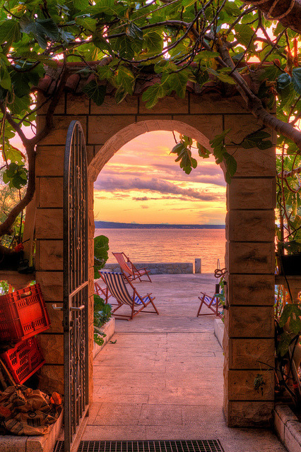 Sunset Arch, Croatia