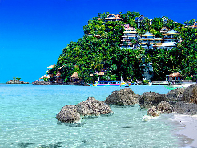 by WOW Philippines on Flickr.Boracay island, Philippines.