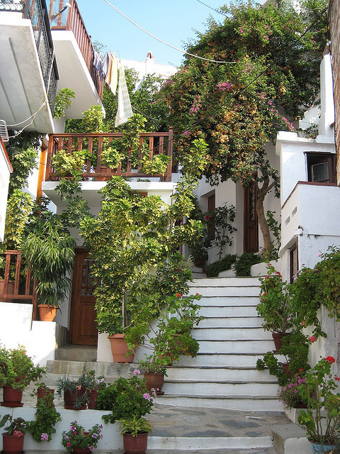 Beautiful house in Skopelos, northern Sporades, Greece
