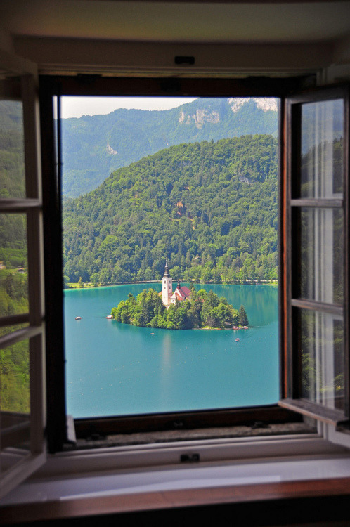 Lake View, Bled, Slovenia