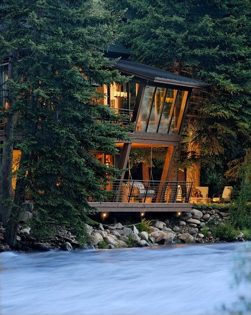 River House, Aspen, Colorado