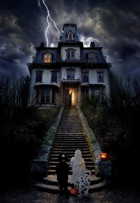 Haunted House, Sleepy Hollow, New York