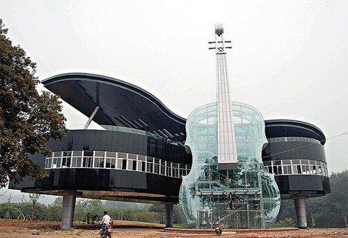 The Piano House, Anhui, China