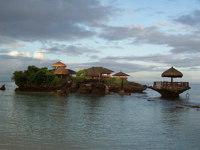 Mangodlong Rock Resort in Camotes Islands, Philippines
