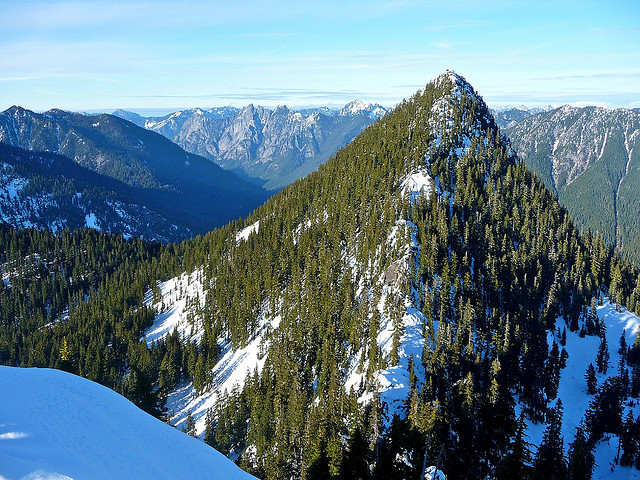 Snoqualmie Pass, Washington