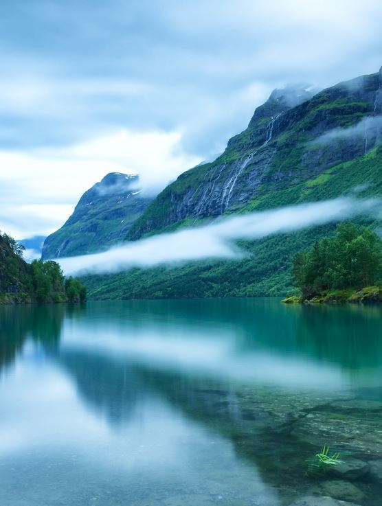 Lake Loen / Norway