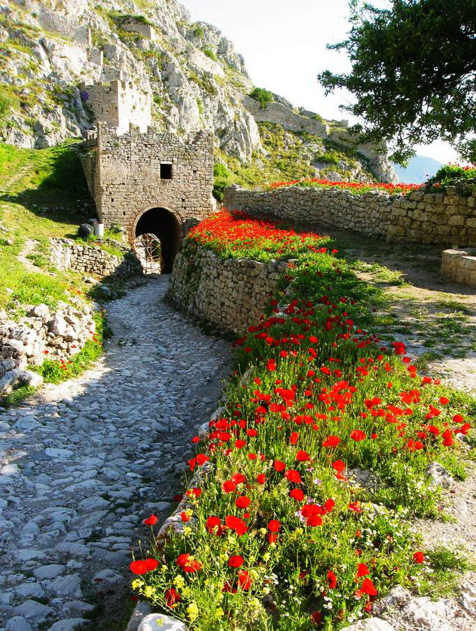 Acrocorinth / Greece